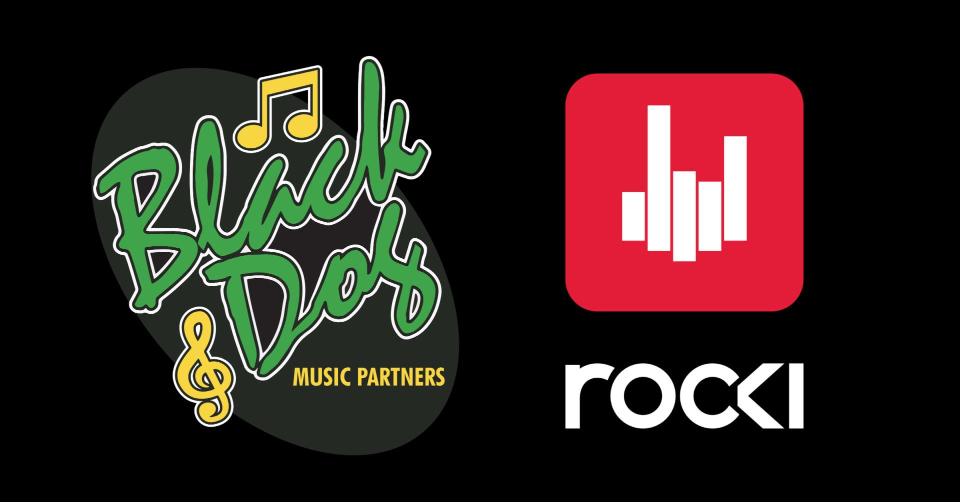 ROCKI and Black Dog Music Partners Announce Music NFT Partnership